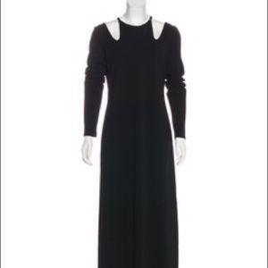 Black ALC Maxi dress